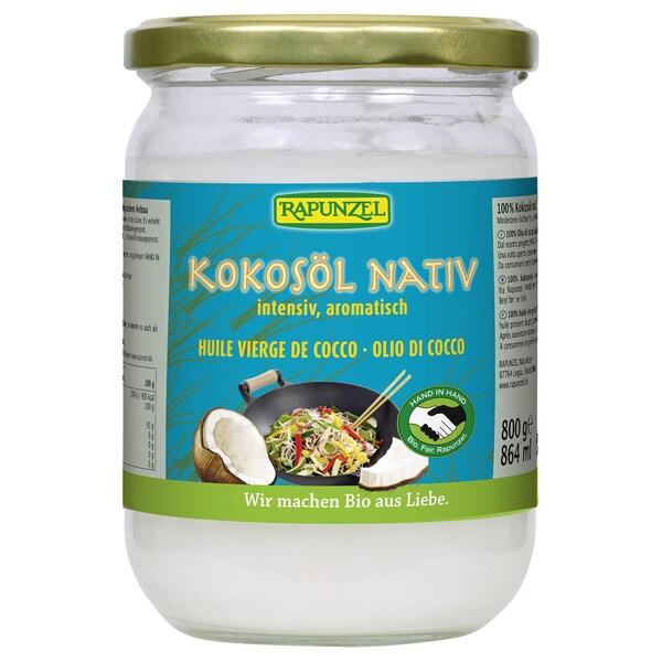 Rapunzel Bio Kokosöl nativ 800g