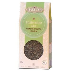 Hari Tea Bio Pfefferminz Mix lose Teemischung 25g