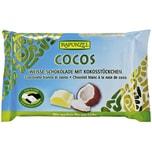 Rapunzel Bio Weisse Schokolade mit Kokosstückchen 100g