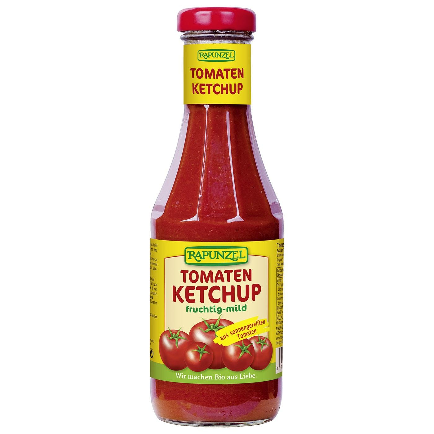 Rapunzel Bio Tomaten Ketchup 450ml