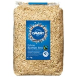 Davert Bio Echter Basmati Reis braun Naturreis 1kg