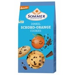 Sommer Bio Dinkel Schoko Orange Cookies 150 g