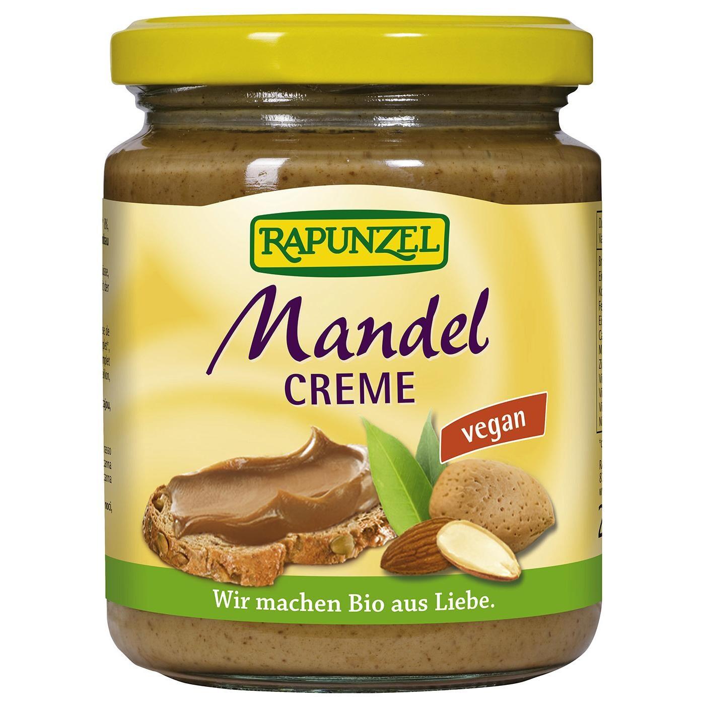 Rapunzel Bio Mandel Creme 250g