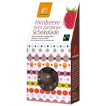 Landgarten Bio Himbeere liebt Zartbitter-Schokolade 90g