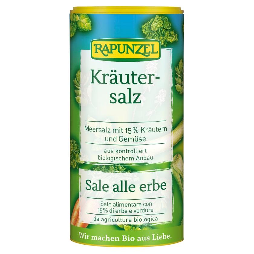 Rapunzel Bio Kräutersalz mit 15% Kräutern & Gemüse 125g