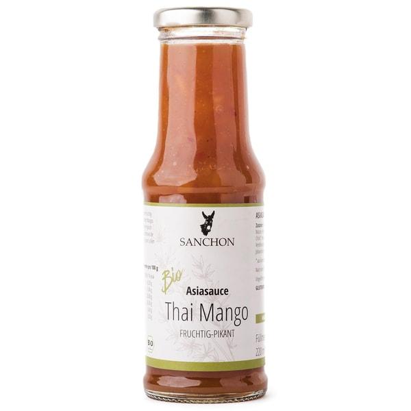 Sanchon Bio Asia Sauce Thai Mango 220ml