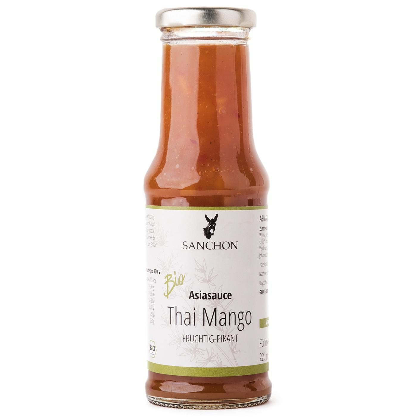 Sanchon Bio Asia Sauce Thai Mango 220ml