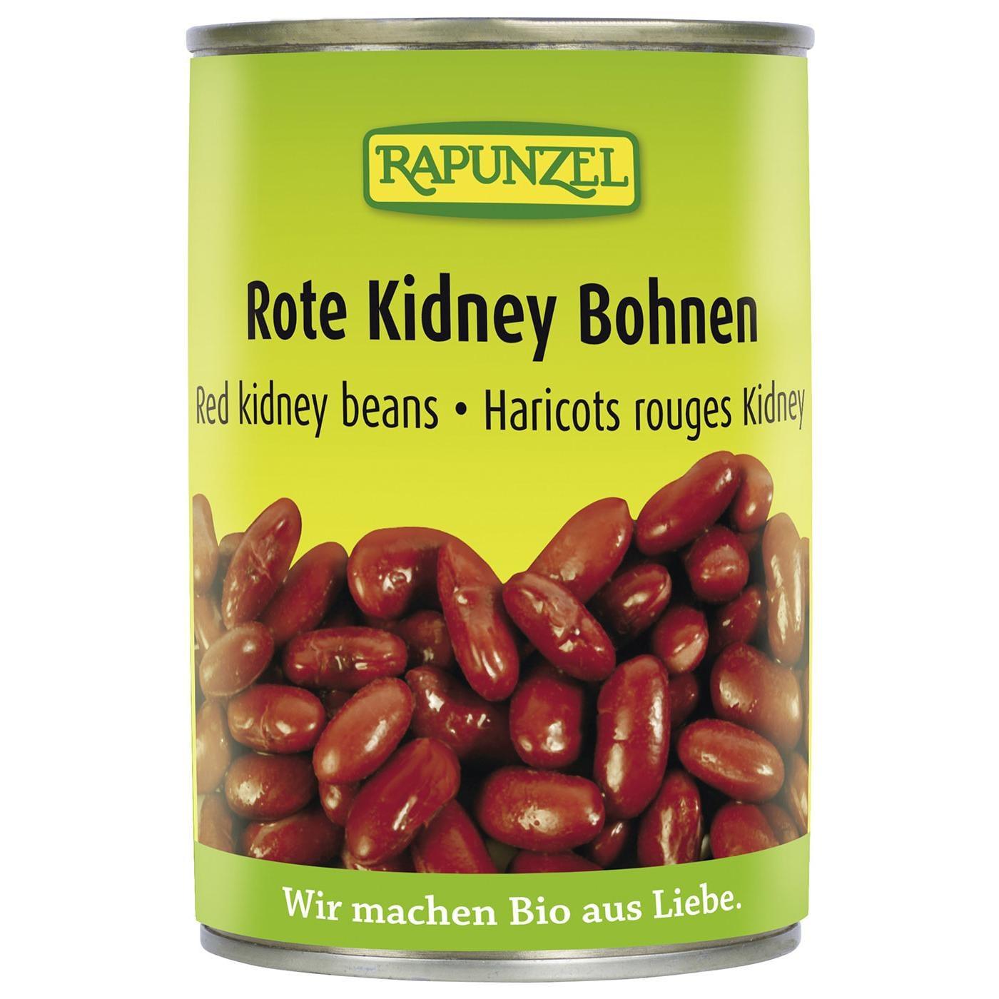 Rapunzel Bio Rote Kidney Bohnen 400g
