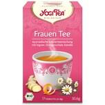 Yogi Tea Bio Frauen Tee 30,6g