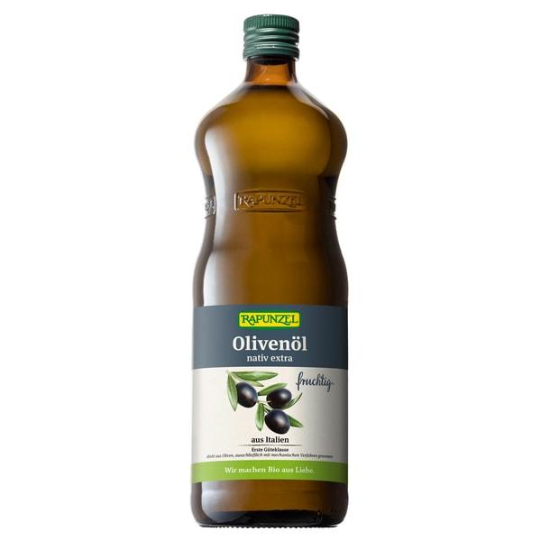 Rapunzel Bio Olivenöl fruchtig nativ extra 1l
