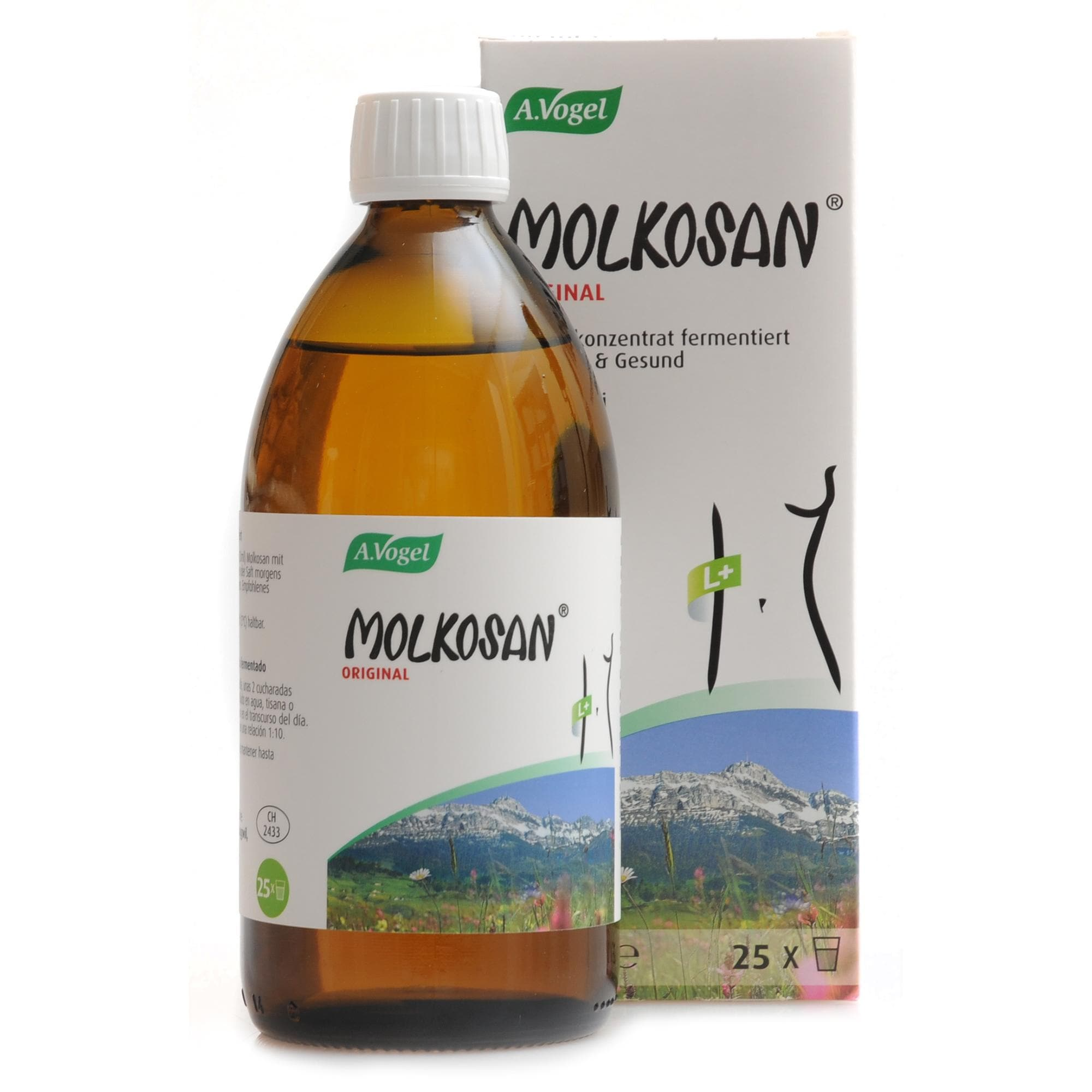 A.Vogel Molkosan Molkenkonzentrat fermentiert (konv. Anbau) 500ml