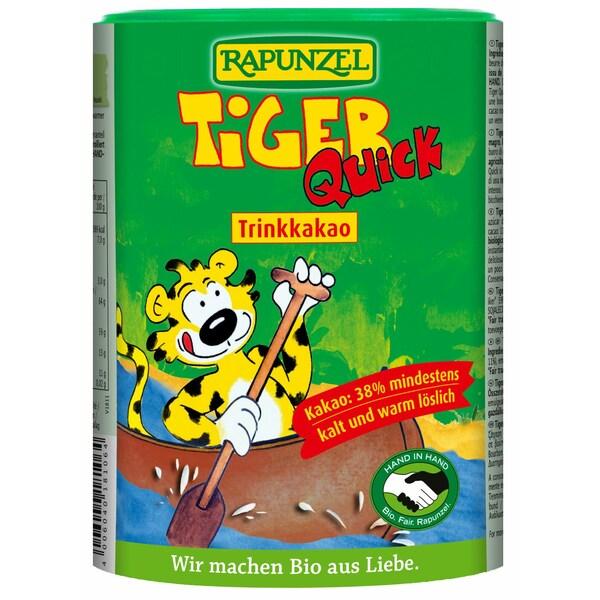 Rapunzel Bio Tiger Quick Instant-Trinkschokolade 400g