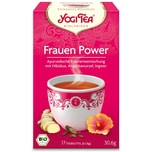 Yogi Tea Bio Frauen Power Teemischung 30,6g