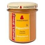 Zwergenwiese Bio Papucchini Paprika Zucchini streich's drauf 160g