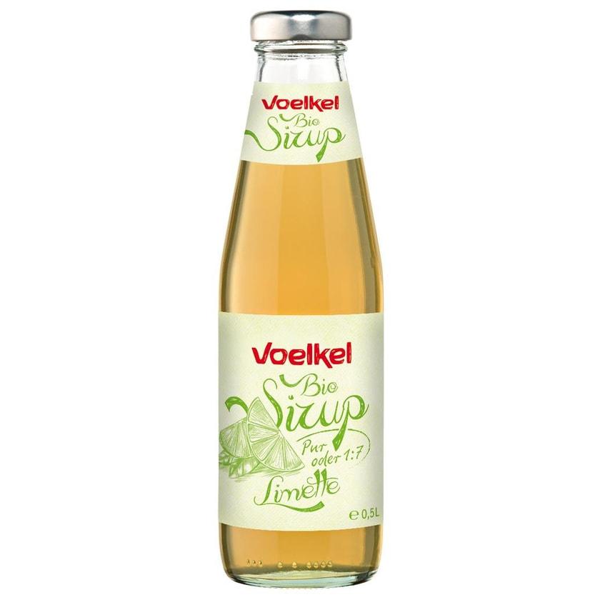 Voelkel Bio Sirup Limette 0,5l