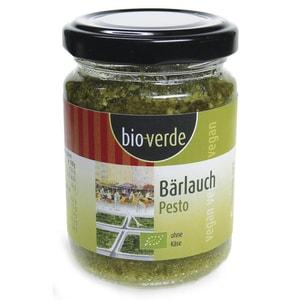 Bioverde Bio Bärlauch Pesto 125ml