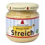 Zwergenwiese Bio Mango-Chili Streich 180g