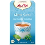 Yogi Tea Bio Klarer Geist Teemischung 30,6g