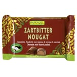 Rapunzel Bio Zartbitter Nougat Schokolade 100g