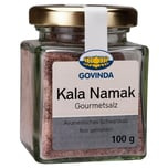 Govinda Kala Namak Gourmetsalz (konv. Anbau) 100g
