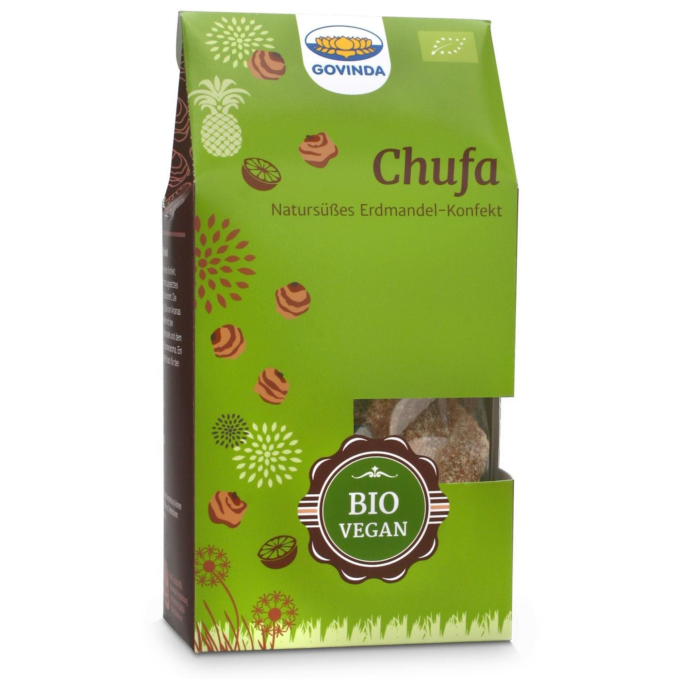 Govinda Bio Chufa-Konfekt 120g