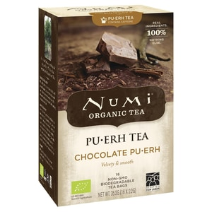 Numi Bio Chocolate Puerh 35,2g