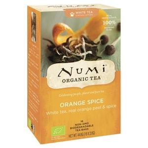 Numi Bio White Orange Spice 44,8g