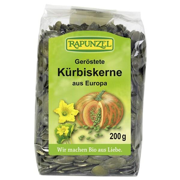 Rapunzel Bio Kürbiskerne geröstet 200g