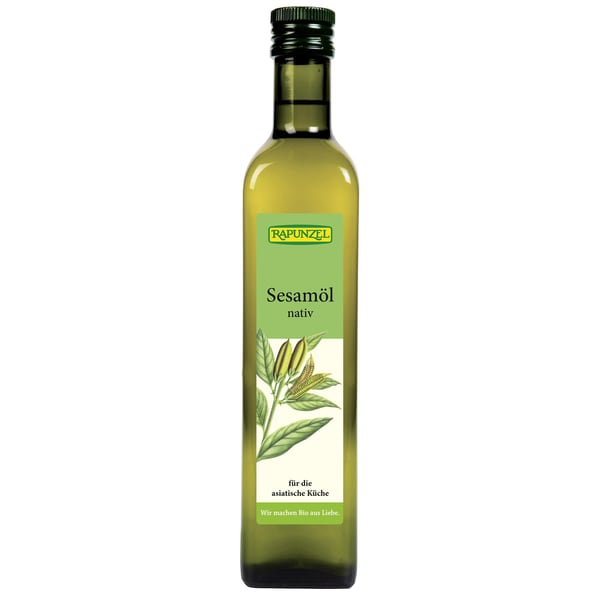 Rapunzel Bio Sesamöl nativ 500ml