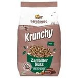 Barnhouse Bio Krunchy Zartbitter Nuss 750g