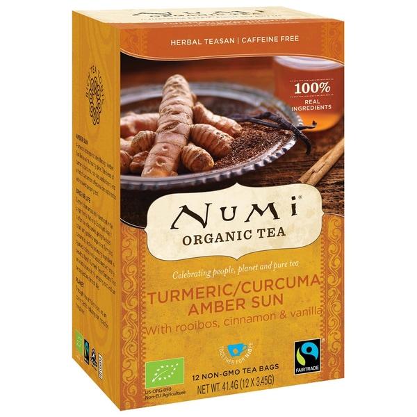 Numi Bio Turmeric/Curcuma Amber Sun 41,4g