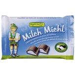 Rapunzel Bio Milch Michl Schokolade mit Milchfüllung 100g