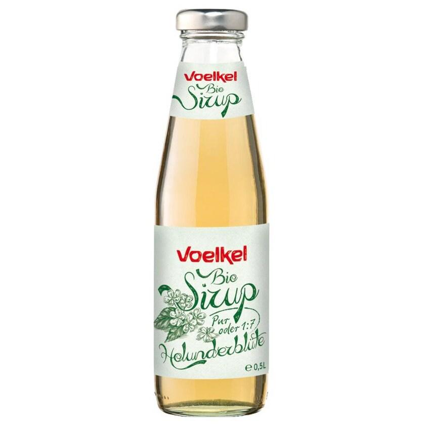 Voelkel Bio Sirup Holunderblüte 0,5l