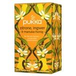 Pukka Herbs Bio Zitrone Ingwer & Manuka-Honig Teemischung 40g