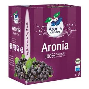 Aronia Original Bio Aronia 3l