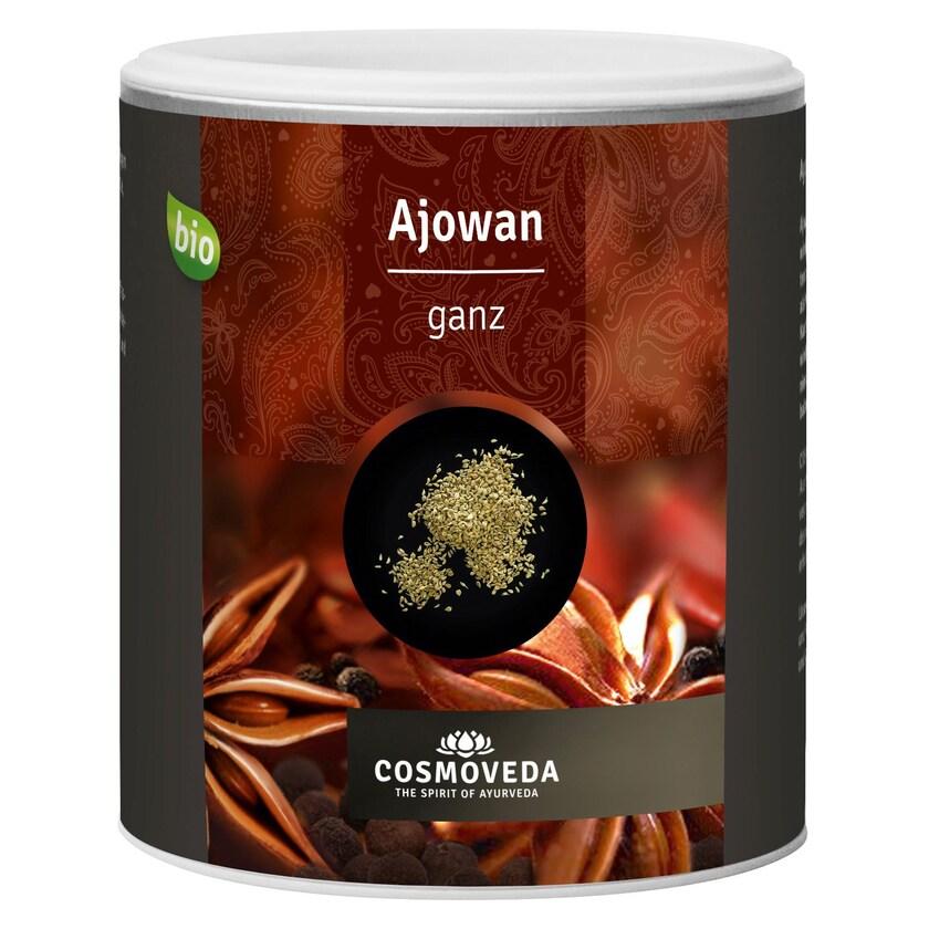 Cosmoveda Bio Ajowan / Ajwain (Königskümmel) ganz 300g