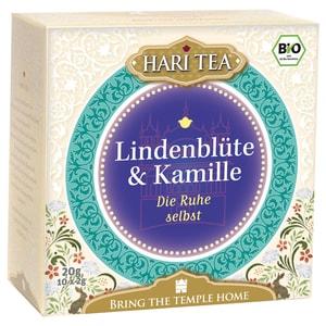 Hari Tea Bio Lindenblüte & Kamille Teemischung 20g