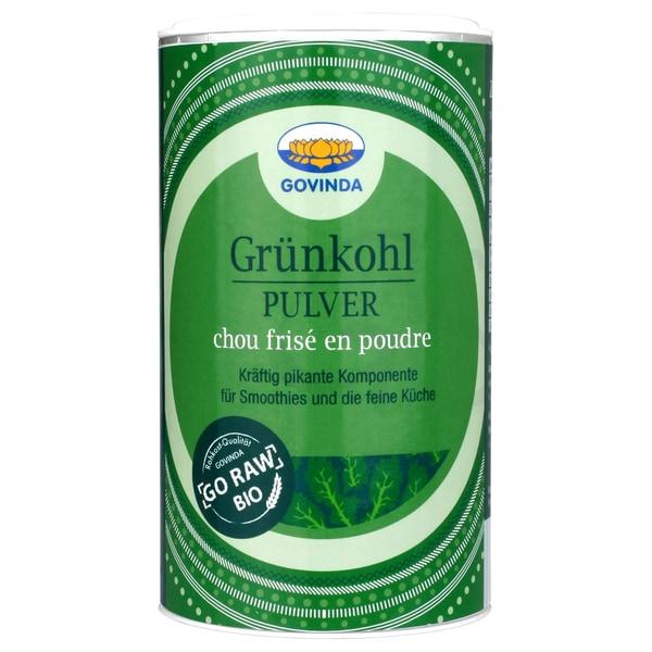 Govinda Bio Grünkohl Pulver 175g