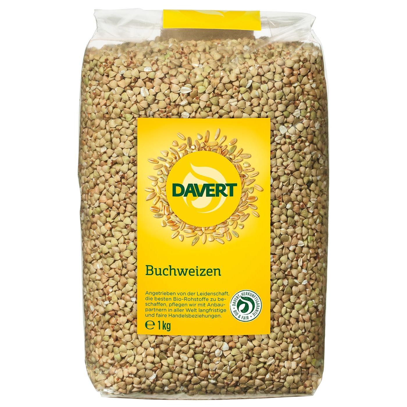 Davert Bio Buchweizen 1kg