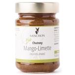 Sanchon Bio Mango-Limetten Chutney 200g