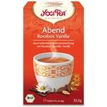 Yogi Tea Bio Abend Rooibos Vanille Teemischung 30,6g