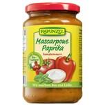 Rapunzel Bio Tomatensauce Mascarpone Paprika 330ml