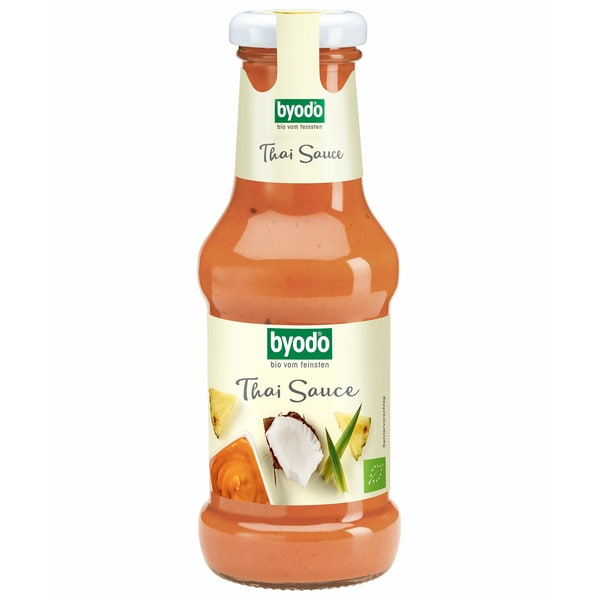 Byodo Bio Thai Sauce 250ml