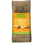 Rapunzel Bio Nuss-Mix Mandel, Erdnuss, Cashew geröstet & gesalzen 60g