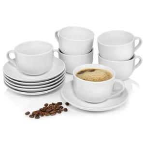 Sänger Kaffeetassen Set New Port mit Untertassen 12 teilig