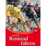 Richtig Rennrad fahren Konopka, Peter BLV Buchverlag