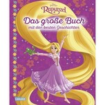 Disney Prinzessin - Rapunzel - Das große Buch mit den besten Geschichten Carlsen