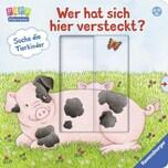 Wer hat sich hier versteckt? Suche die Tierkinder Ravensburger Verlag