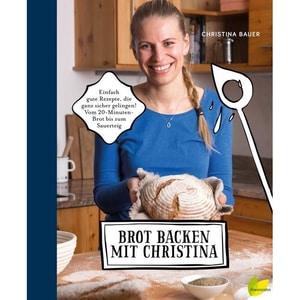 Brot backen mit Christina Bauer, Christina Löwenzahn