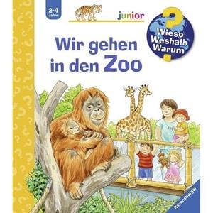 Wir gehen in den Zoo Mennen, Patricia Ravensburger Verlag